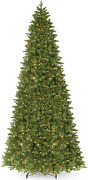National Tree Company And039feel Realand039 Pre-lit Artificial Christmas Tree   Includes P