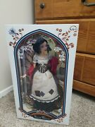 """Disney Limited Edition Snow White In Rags Limited Edition 17"""" Doll"""