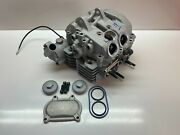 Complete 2005 Yamaha Rhino 660 Cylinder Head With Cam Shaft Cam Chain Gaskets