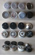 8 Pieces Of Old Phone Telephone Tesla Parts Of Handset / Receiver And Transmitter