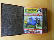 Classic Tractor Magazines Classic Tractor And Machinery Full Year Set 2014