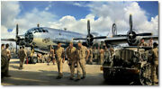 The Peacemakers By John Shaw - B-29 Enola Gay - Giclee - Aviation Art