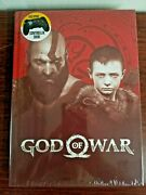 God Of War Collectorandrsquos Edition Guide Ps4 Strategy Book