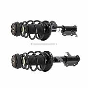 For Chevy Volt 2011 2012 Pair Front Strut Spring Assembly Gap