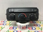 04 05 06 07 Dodge Caravan Town And Country 05134625aa Climate Heater Control A/c