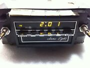 New Nos Vintage 70and039s-80and039s Delco Gm Stereo Eight 8 Track Radio Gm 2700-f 16005590