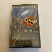 The Jacksons Victory - 1984 Us Cassette New/sealed Michael