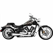 Freedom Performance Combat 2-into-1 Complete Exhaust System - My00141