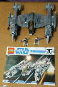 Lego Star Wars 7673 Magna Guard Starfighter 100 Complete Minifigs Instructions