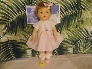 16 1950and039s American Character Vinyl Tinytears Dollhard Headsaran Hair7pc5321
