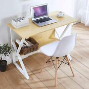 Computer Desk/dining Table Office Desk Sturdy Writing Workstation Home Office