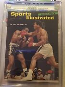 Sports Illustrated Newsstand 1965 Cassius Clay Cgc 8.5 1st Of 3 Highest Graded
