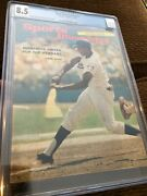 Sports Illustrated Newsstand 1965 Tony Oliva Cgc 8.5 Only 1 Higher