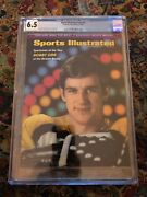 Sports Illustrated 1970 Newsstand Bobby Orr Soy Cgc 6.5