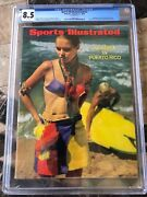 Sports Illustrated 1969 Swimsuit Newstand Cgc 8.5 Only One Higher