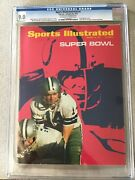 Sports Illustrated Newsstand 1971 Don Meredith Cgc 9.0 2nd Of 4 Graded