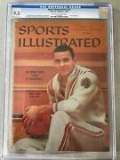Sports Illustrated Newsstand 1960 Jerry Lucas Cgc 9.0 1st Of 2 Graded