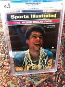 Sports Illustrated Newsstand 1969 Lew Alcindor Cgc 8.5 1st Of 1