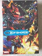 Xmen - X Of Swords Omnibus - Hard Cover - Brand New And Factory Sealed
