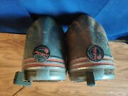 2- Vintage 1930and039s-40and039s Stewart Warner South Wind Heaters Model 781 Barn Find