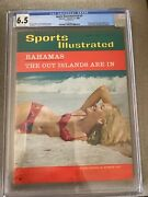Sports Illustrated Newsstand 1966 Swimsuit Cgc 6.5
