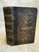 Antique Book The Feathered Arrow / The Haunted House, By F. Gerstaesker - 1858