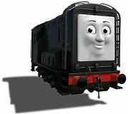 Bachmann Ho Scale 1/87 Thomas Diesel Engine With Moving Eyes | Bn | 58802