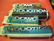 70-72 Chevelle El Camino Nos Cowl Induction Hood Emblems 3968567 3968568