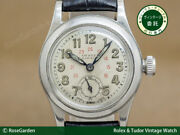 Rolex Oyster Vintage 15 Jewels Lipton Ss Manual Winding Mens Watch Auth Works