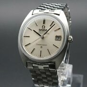 Omega Constellation C-line Vintage Cal.564 Overhaul Date Automatic Mens Watch