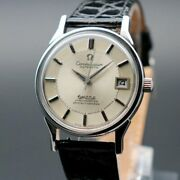 Omega Constellation Vintage Cal.1011 Overhaul Automatic Mens Watch Auth Works