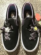 New Nightmare Before Christmas Haunted Toys Slip-on Menandrsquos 6.5 Womenandrsquos 8