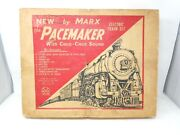Marx The Pacemaker Electric Train Set 9465/1 W/ Box Condition