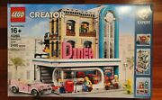 Brand New - Lego Creator Expert Downtown Diner 10260