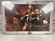 Resident Evil Deck Building Game + All Expansions - Sealed New
