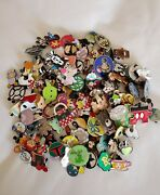 New Disney Trading Pins 25 Lot No Doubles Hidden Mickey Free First Class Ship
