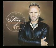 Sting / The Best Of Sting 2 High Definition Audio Music Disc Set Hdcd-1219 Xrcd