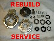 Honda Trx 250 And 300 Fourtrax Rear End Differential Final Drive Rebuild Service