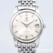 Omega Seamaster Ref.14762sc-61 Vintage Cal.562 Automatic Mens Watch Auth Works