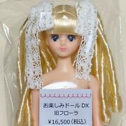 New Licca-chan Castle Fun Doll-dx Little Factory Doll Castle Birthday Dx 27cm