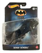 Hot Wheels Batmobile 4 Toy Car From Batman The Movie Collectors Series 150