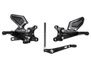 Bonamici 2017 + Triumph Street Triple 765 Rear Sets Rearsets Foot Pegs