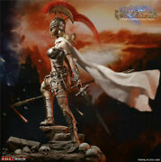 1/6 Tbleague Pl2020-165 Female Spartan Army Commander Figure 12and039and039 Soldier Model