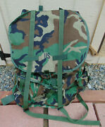 U.s. Lc-1 Large Camo Alice Pack Nos Condition No Frame Or Pads Free Shipping