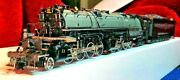 Mth Ho Yellowstone 2-8-8-4 Dmandir M4 Rd-234 Smoking Whistle 80-3305-1 Ps3/dcc