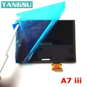 New Lcd Display Screen With Protector Cover Frame Lcd For Sony Ilce-7m3