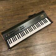 Yamaha Cp10 61-key Synthesizer Vintage W / Hard Case [operation Confirmed]