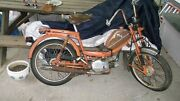 Kreidler Flory Moped. Vintage 1970and039s. Make Offer For Whole Bike Or Parts.
