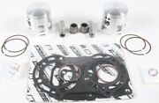 Wiseco Top End Forged Rebuild Kit Light Weight Pistons Gaskets Pins Rings Pk150