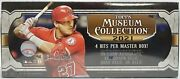 2021 Topps Museum Collection Baseball Hobby Box Presell June Release